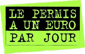 PERMIS A UN EURO